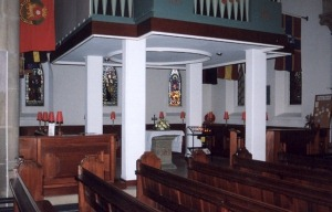 Accrington Pals Memorial Chapel, 20k