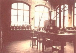 Laboratory of the Burnley Borough Analyst